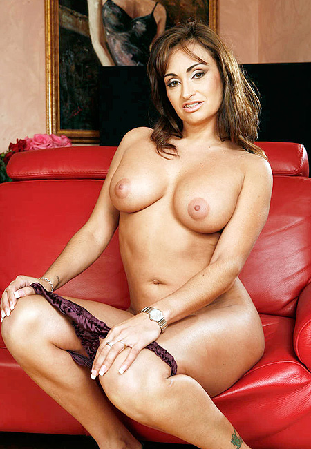 Claudia Valentine Showing Off Her Rack